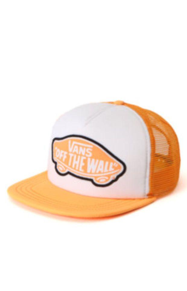 195f5d006d Vans Beach Girl Pop Trucker Hat at PacSun.com