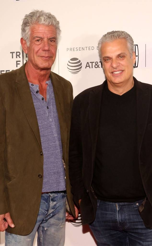 91f4fceac Éric Ripert Speaks Out After Finding Anthony Bourdain Dead | Anthony ...