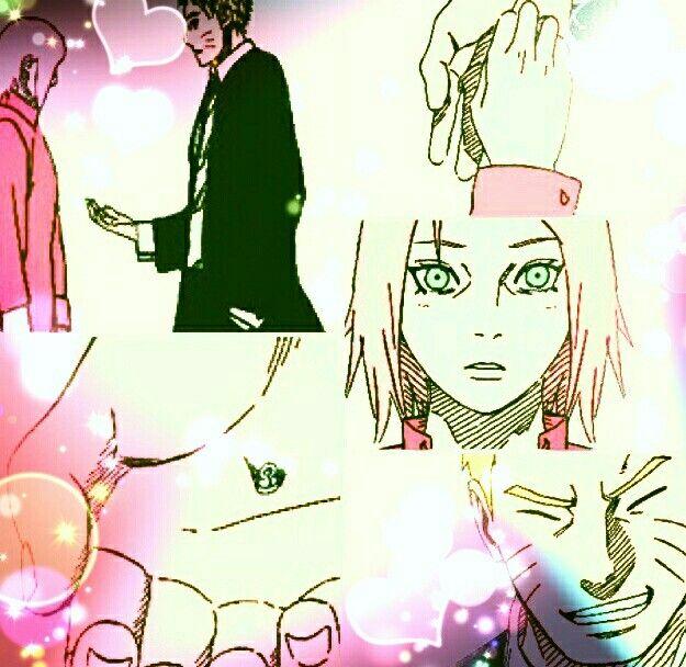 Naruto Propose To Sakura/NaruSaku The Last