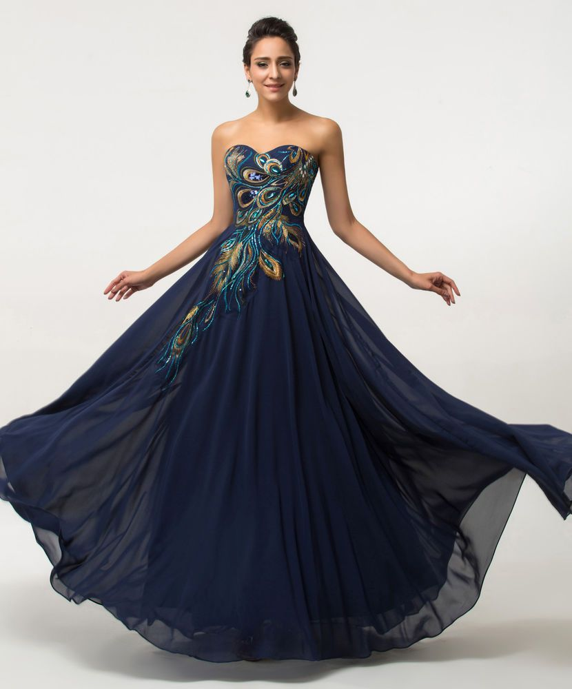 Ballkleid grosse 54