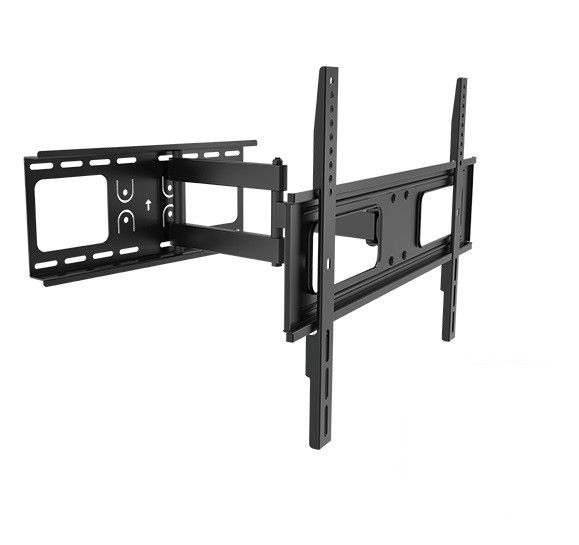 Full Motion Wall Mount For Tvs Up To 70 50kgs 110lbs This Mount Extends Out 475mm From Wall And Allow Tv Wall Mount Bracket Led Tv Wall Curved Tv Wall Mount
