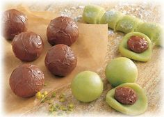 Photo of Nougat balls à la Mozart