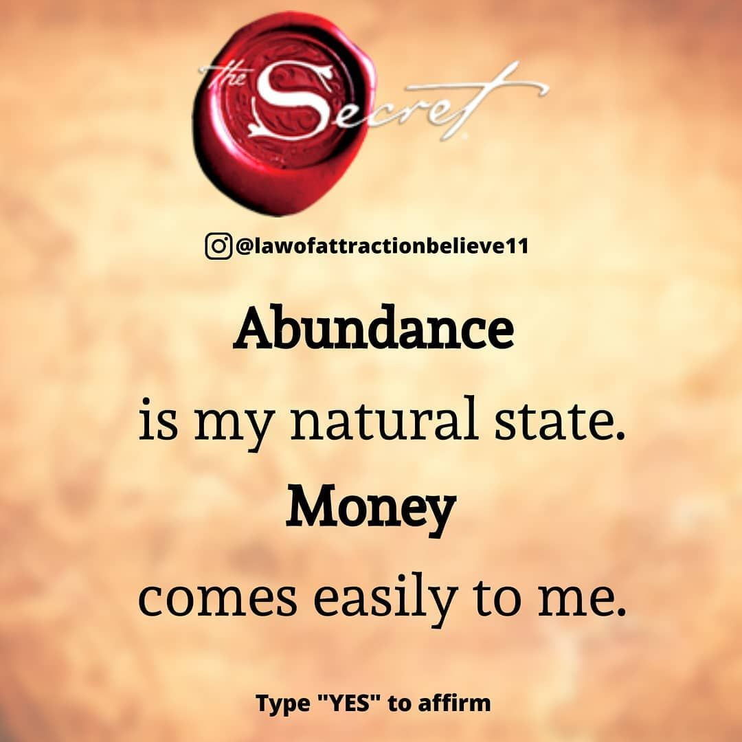 Law Of Attraction Affirmations And Motivational Qu
