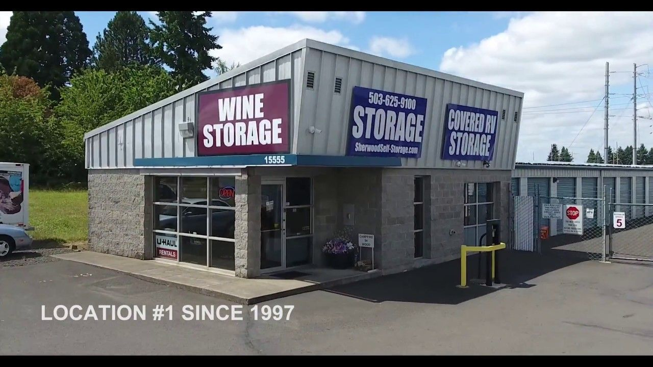 Learn More About Sentinel Self Storage In Sherwood Oregon Great Deals On Storage Units Self Storage Wine Storage