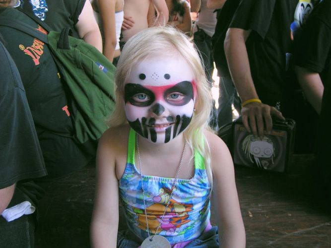 abk face paint wicked business pinterest
