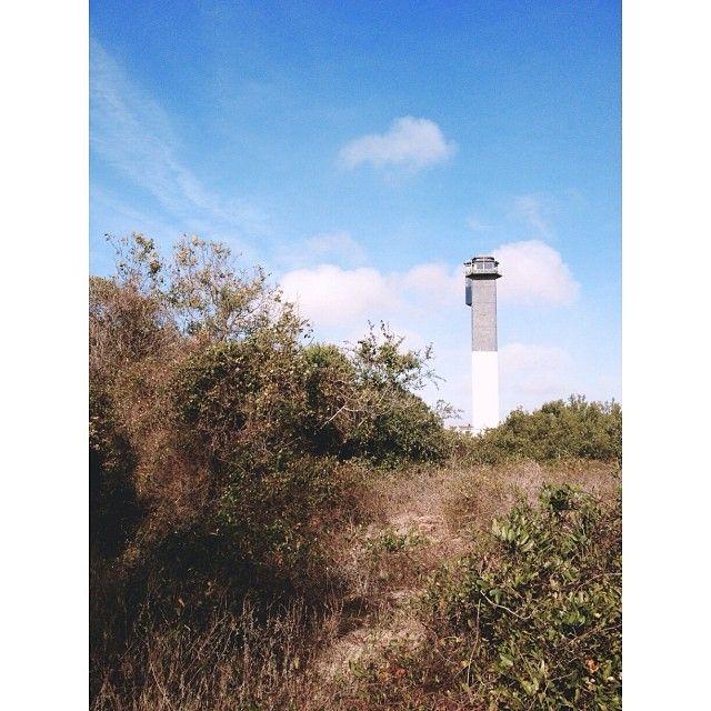 Sullivan Island Lighthouse in Sullivans Island, SC