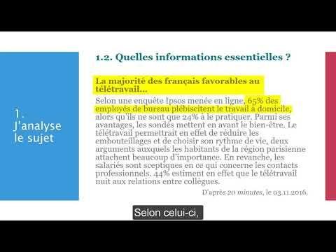 10 Delf B2 Modèle De Production Orale Youtube Le Français