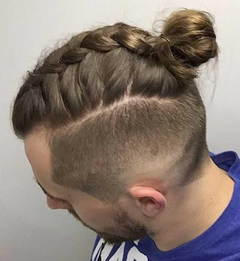 15 Best Man Bun Undercut Hairstyles Men S Hairstyle Tips Mens Braids Hairstyles Man Bun Hairstyles Womens Hairstyles