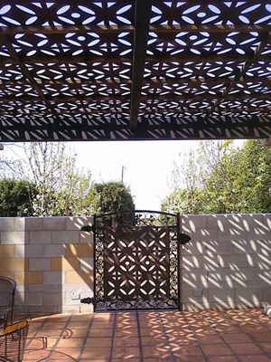 undefined | Home - Back Porch Ideas | Pergola, Outdoor ...