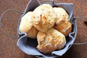 Joghurtbrötchen in nur 25 Minuten – das perfekte Sonntagsfrühstück  – Backen