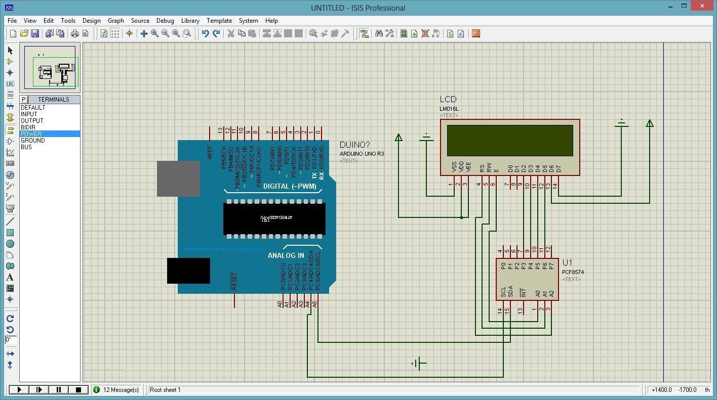 proteus isis and arduino uno arduino uno simulator arduino mac printed circuit [ 1416 x 791 Pixel ]