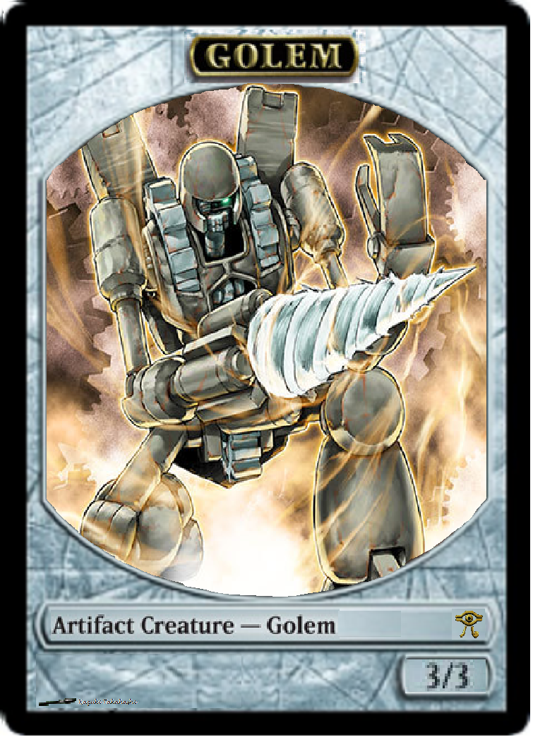The Yugioh card Ancient Gear Engineer, As a Magic the