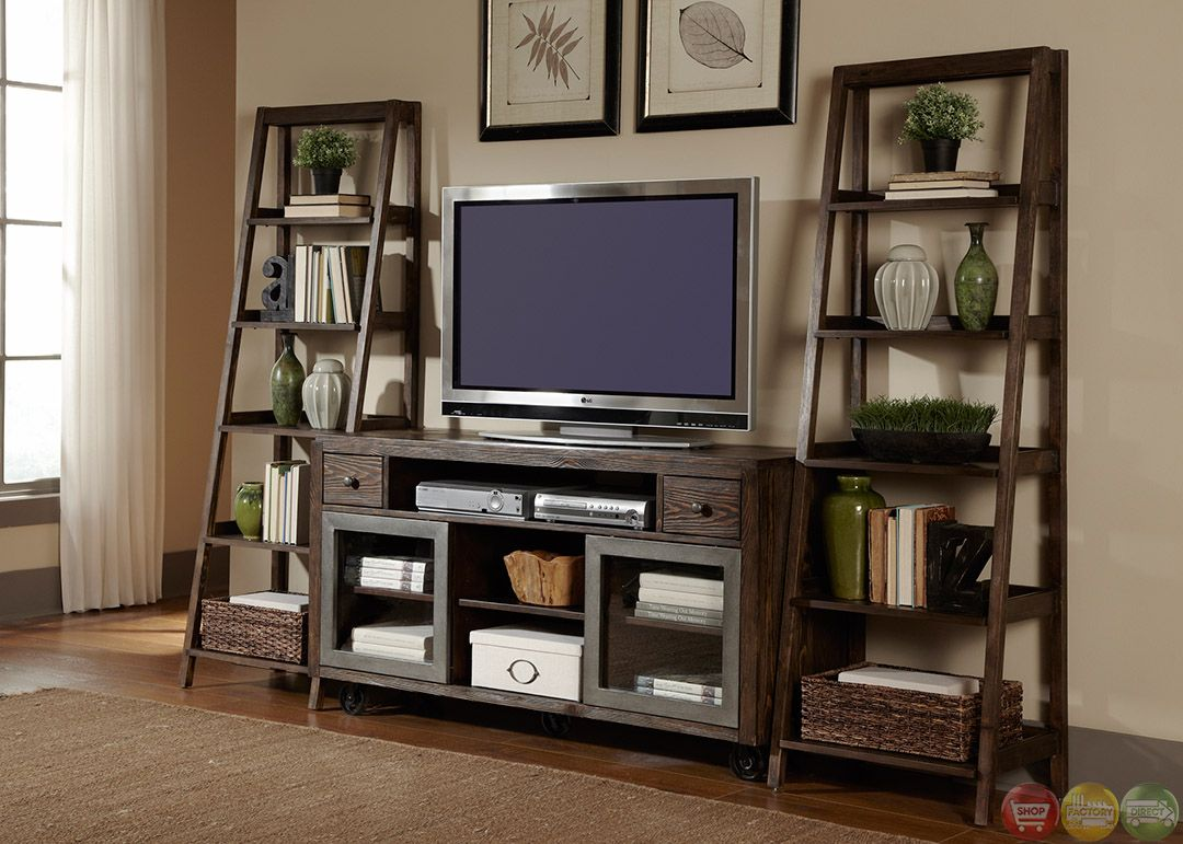 This Entertainment Center Looks Great And Is A Perfect Fit For Our