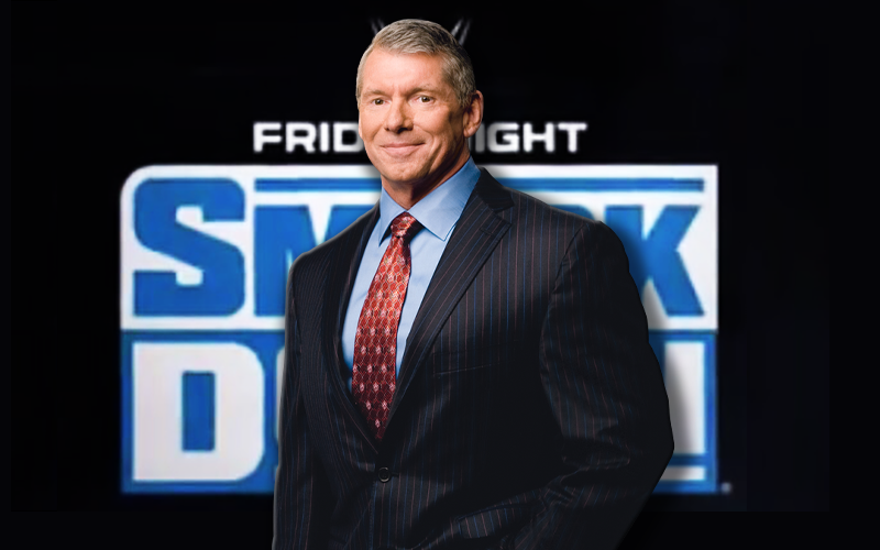Vince Mcmahon Made Rare Appearance At Wwe Smackdown This Week Vince Mcmahon Wwe Vince