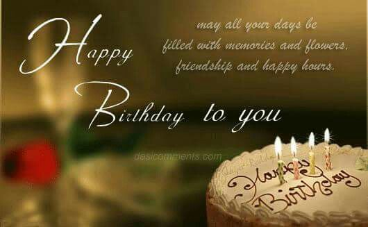 Happy Birthday Happy Birthday Dear Friend Happy Birthday Man