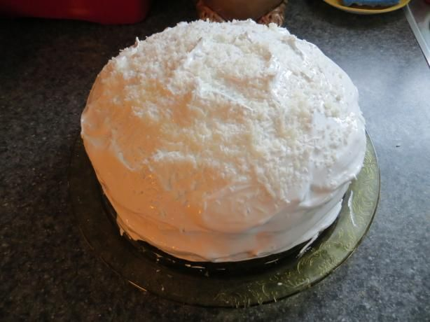 Paula Deen S Jamie Coconut Cake Recipe And Photos
