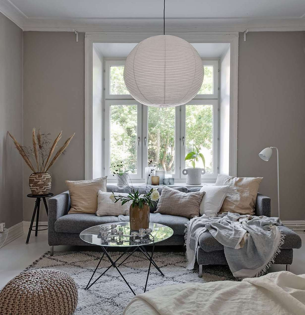 43++ Beige and grey living room ideas information