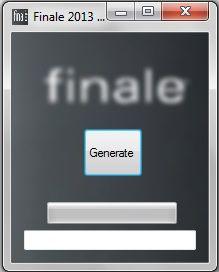 Finale 2013 keygen | Finale 2013 Keygen Crack PC&MAC