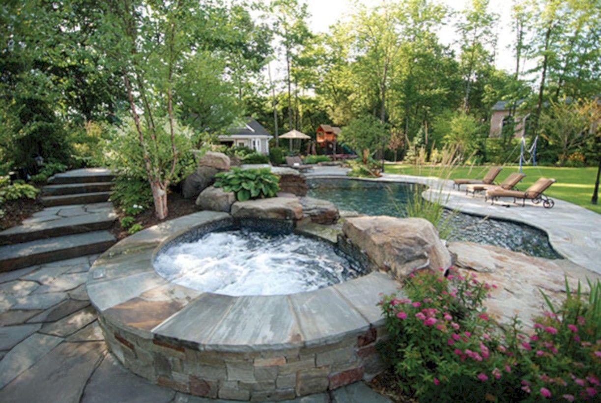 54 Incredible Ideas for Garden Tub Decorating | Gardens