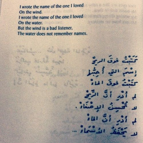 Nizar Qabbani Quotes For Book Lovers Poetry Words Arabic English Quotes