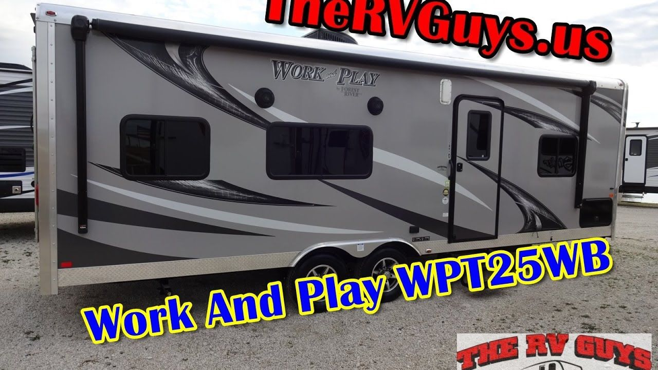 Work And Play Toy Hauler >> New And Improved Bumper Pull Toy Hauler 2017 Work And