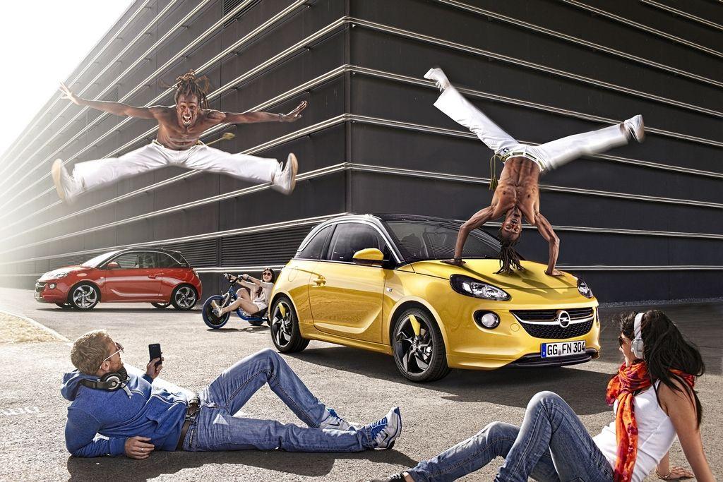 "Opel ""ADAM"