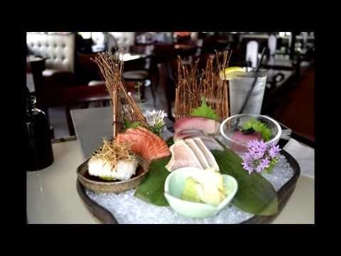 REW Visits Seito Sushi