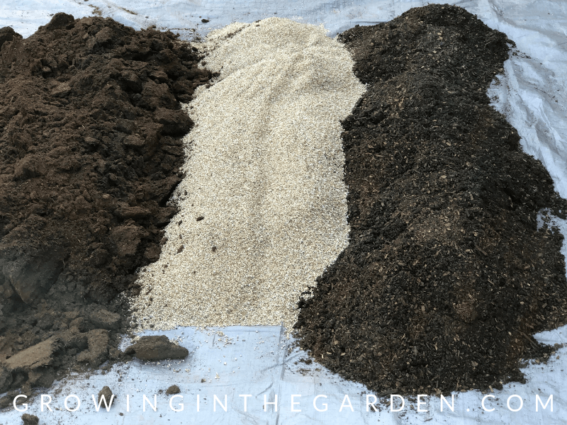 Best Soil for Raised Bed Vegetable Gardening Soil for