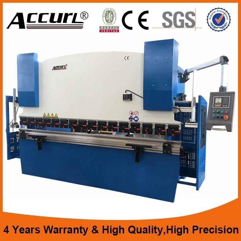 Accurl Cnc Press Brake 160 Ton 3200mm With Estun E21 Cnc System Hydraulic Press Brake Hydraulic Press Machine Cnc Press Brake