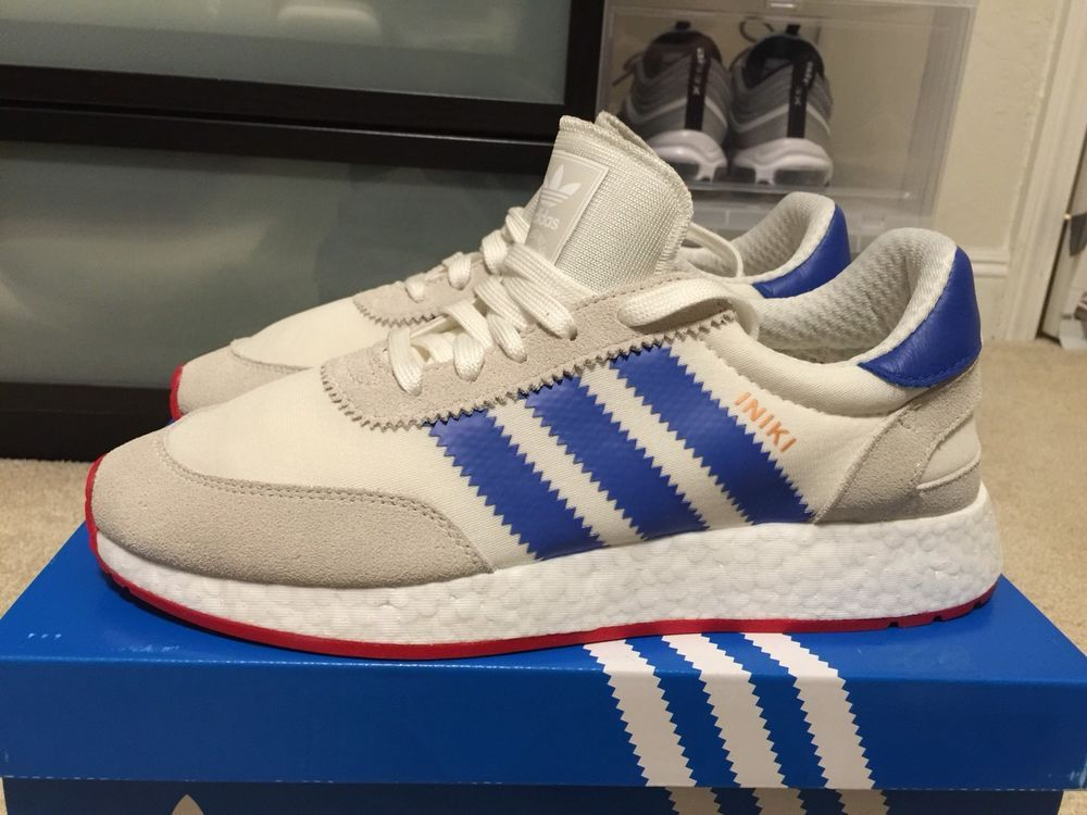 a8fb856b722c Adidas Iniki Boost Runner Pride of the 70 s BB2093 Men s size 9 Deadstock   adidas  AthleticSneakers