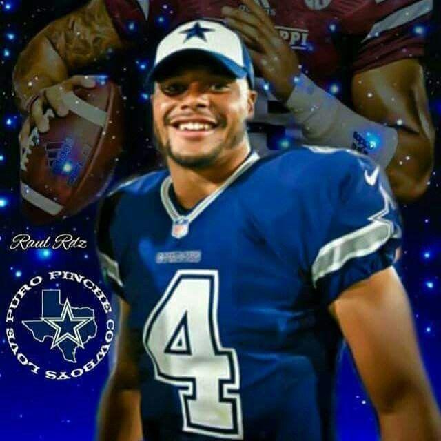 new style ed569 5a155 Dak Prescott | my boys | Dallas cowboys quotes, Dallas ...