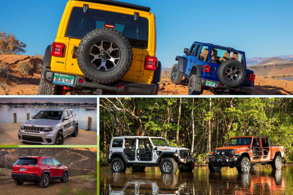 Which New Jeep Models Have The Best Fuel Economy Jeep Models