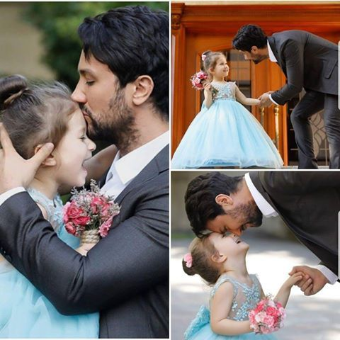 Shahrokh Estakhri and his daughter Read more at: www ...