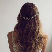 Photo of #Hairstyles #hochzeitsfrisuren #modernweddin #Romantic #romantische