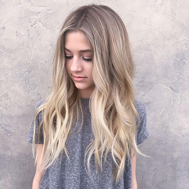 Blonde Teen Sloppy Blowjob Pov