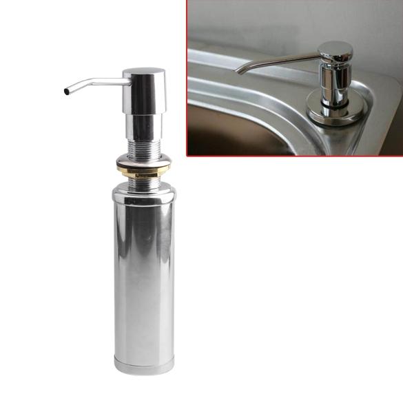 7 23 Buy Here Kitchen Sink Soap Sanitizer Lotion Dispenser Pump