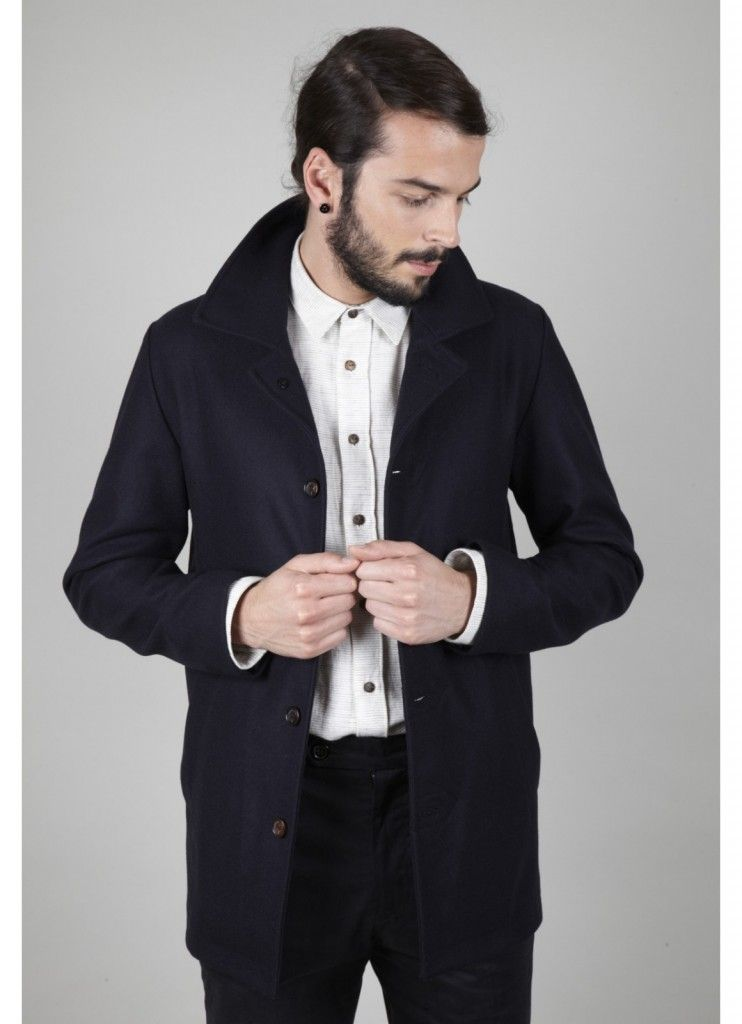 Percival Clothing - Pea Coat | Man-makers | Pinterest | Coats Pea