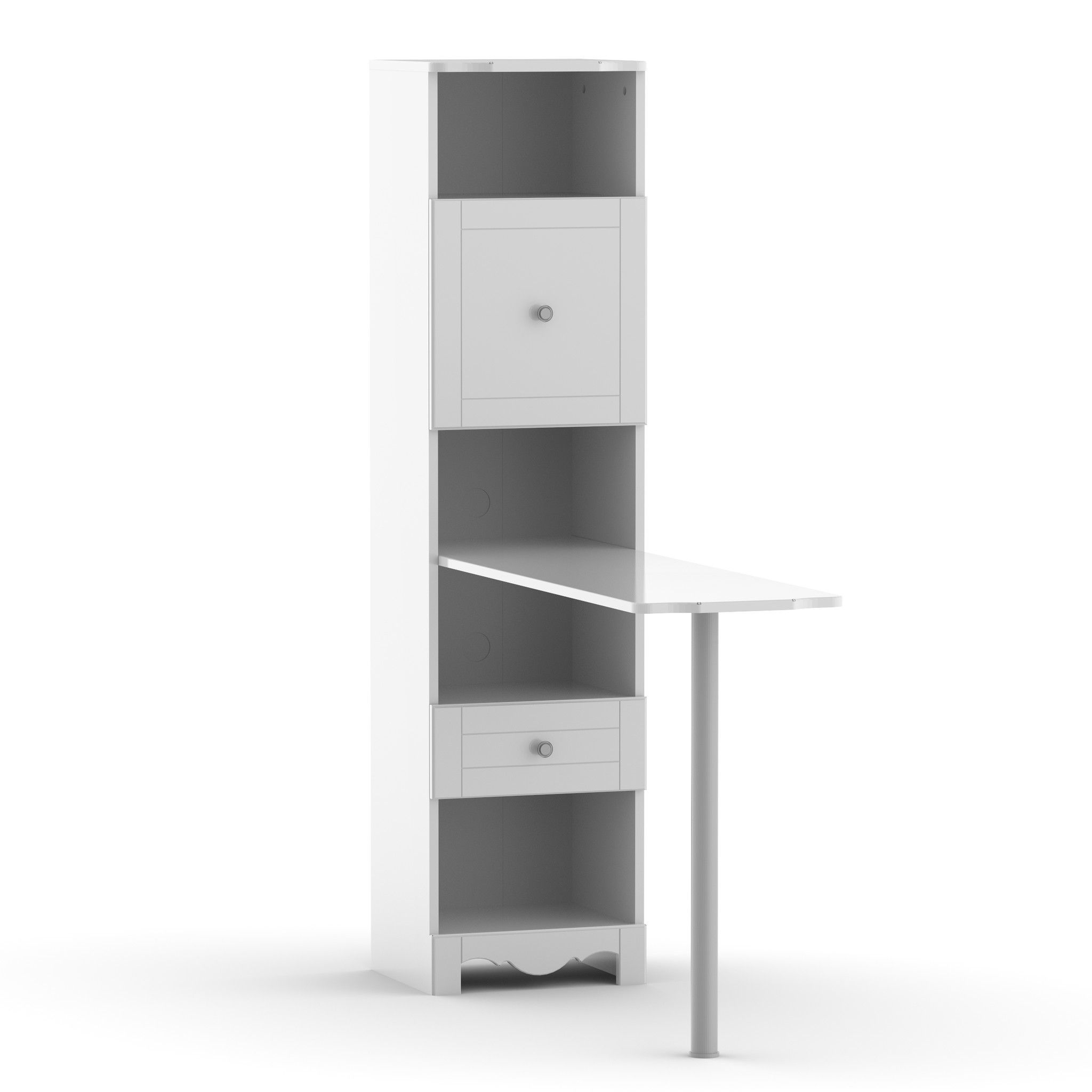 Pixel Bookcase Desk 311803 From Nexera White U003eu003eu003e Check Out This Great  Product.