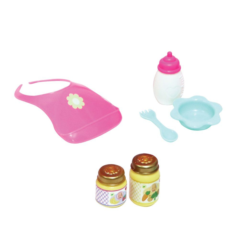 For Keeps Highchair Accessory Gift Set Fits Dolls Up To 16 Dolls Ages 2 In 2020 Baby Doll Toys Baby Doll Accessories Popular Kids Toys