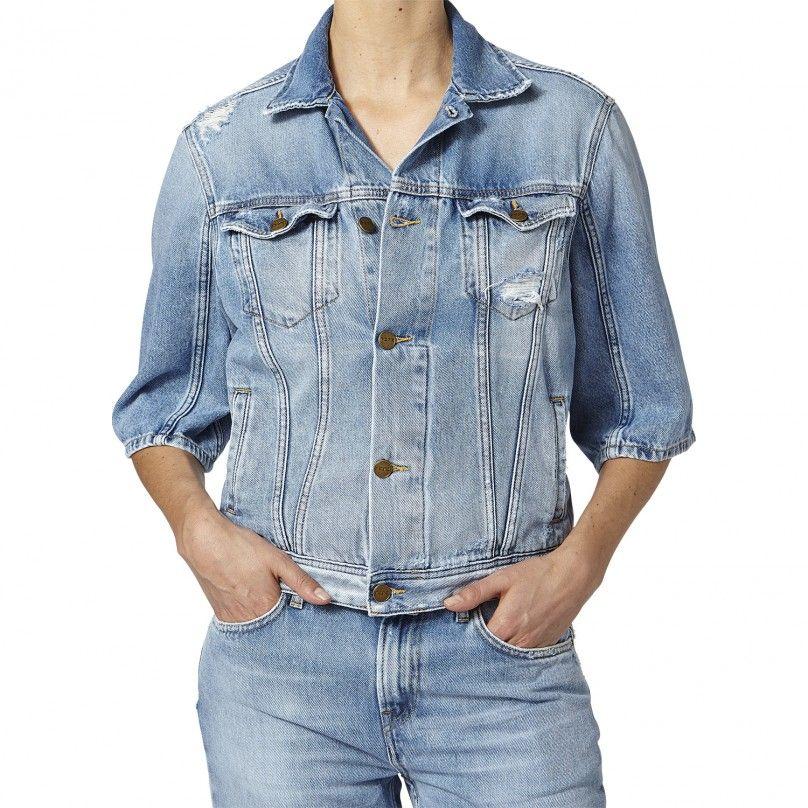 Veste en jean pepe jeans homme