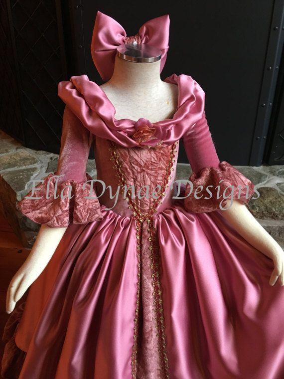 Pin de Elsa Perez en disfraz de niña | Pinterest | Color rosa, Belle ...