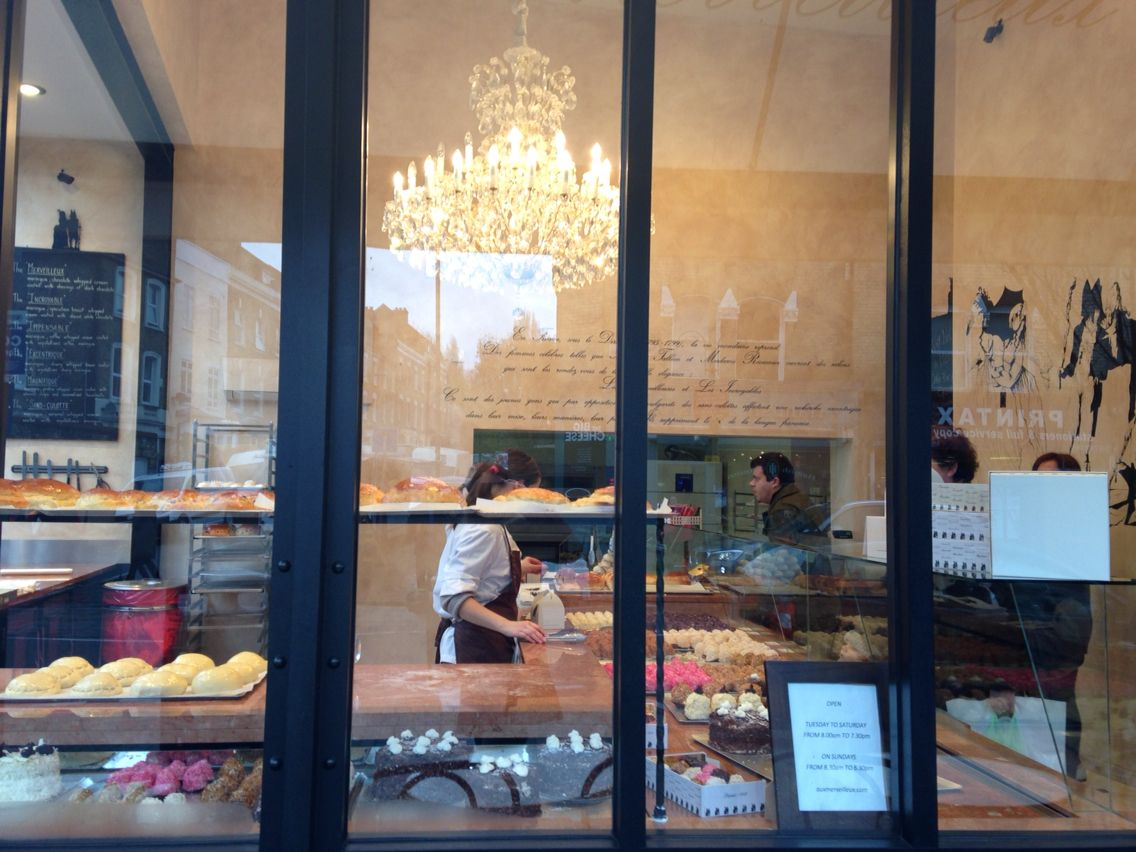 Bakery in neighbourhood on northcote road eatery the