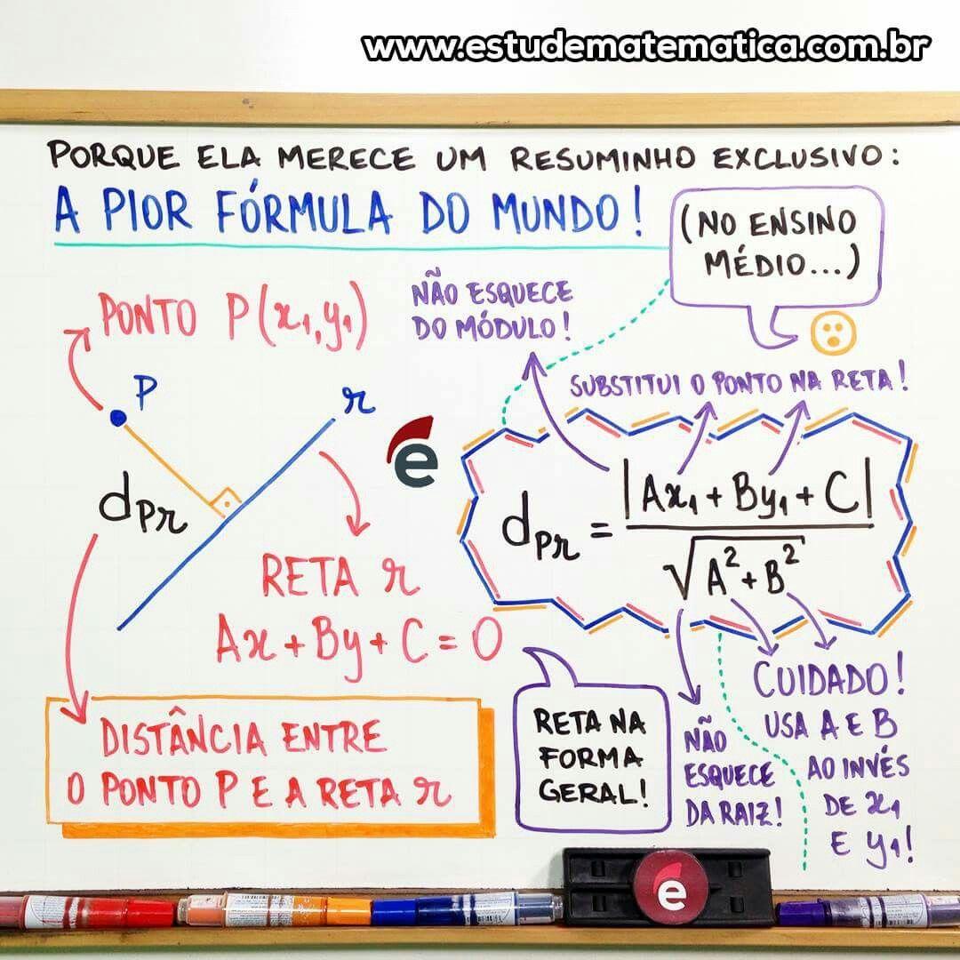 A pior fórmula do mundo