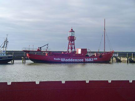 Lightship 8, Harlingen, Netherlands