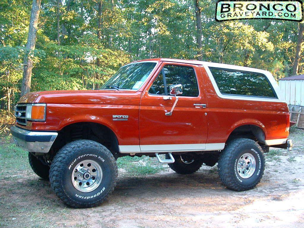 Pin On Bronco