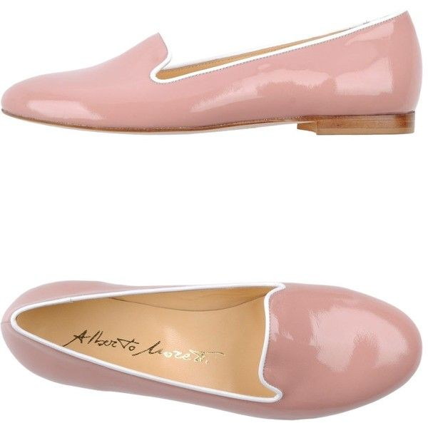 ARFANGO - ALBERTO MORETTI Moccasins featuring polyvore, women's fashion,  shoes, loafers, flats