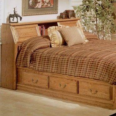 Bebe Furniture Country Heirloom Pier Bookcase Headboard Only In Medium Wood  U0026 Reviews   Wayfair