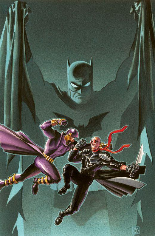 Batman #632 by Matt Wagner