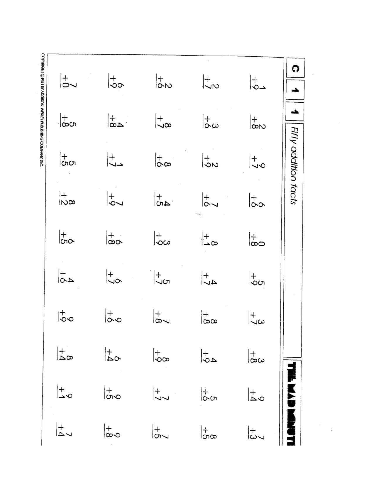 Math Worksheets For 4th Grade Fourth Grade Math Worksheets Doc