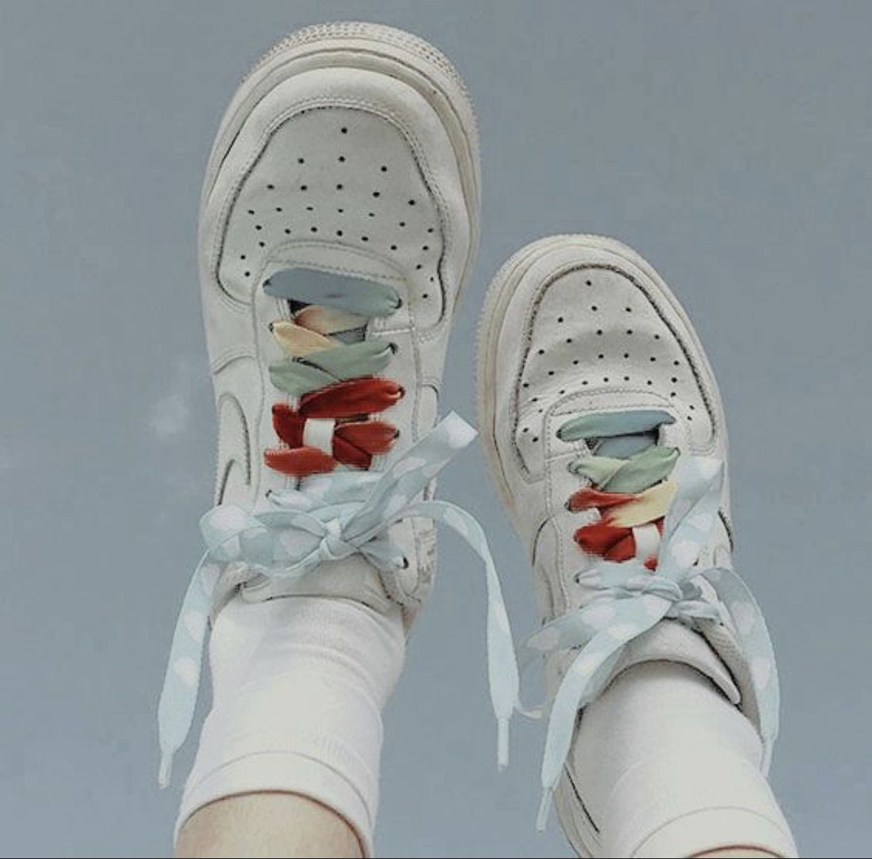 Nike Air Force 1 Aesthetic shoes, Custom shoes, Cute shoes